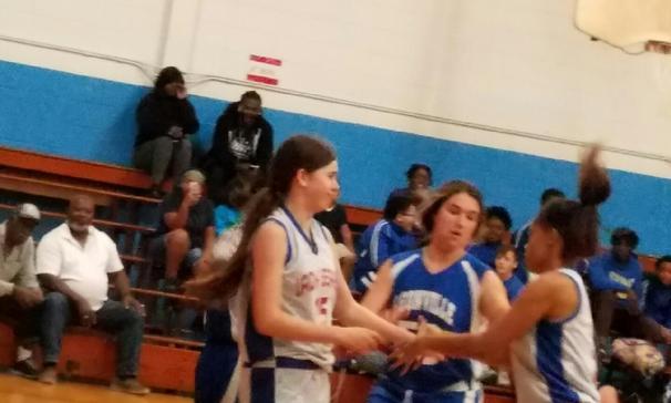 Lady Bears Basketball