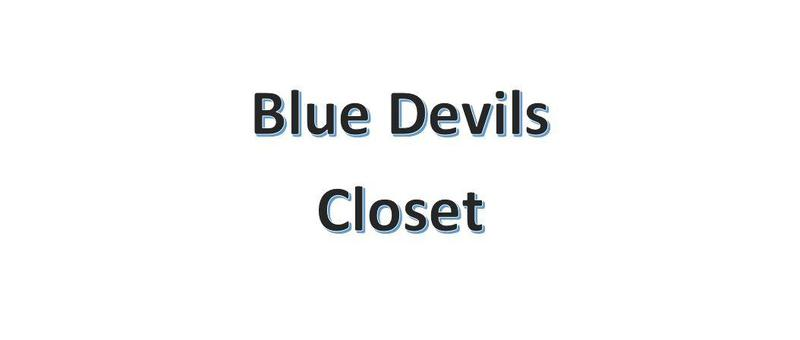 Blue Devil Closet Featured Photo