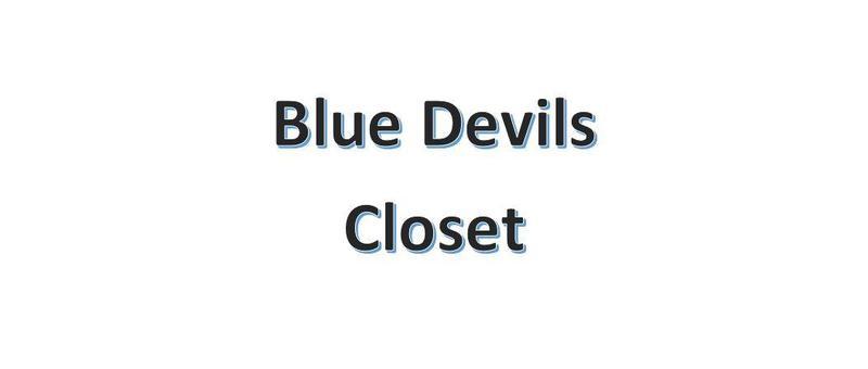 Blue Devil Closet Featured Photo