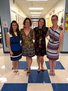 Our Fourth Grade Team!