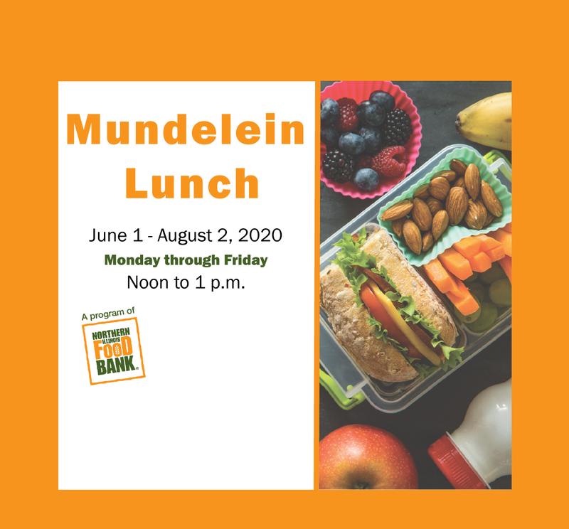 Mundelein Lunch Graphic