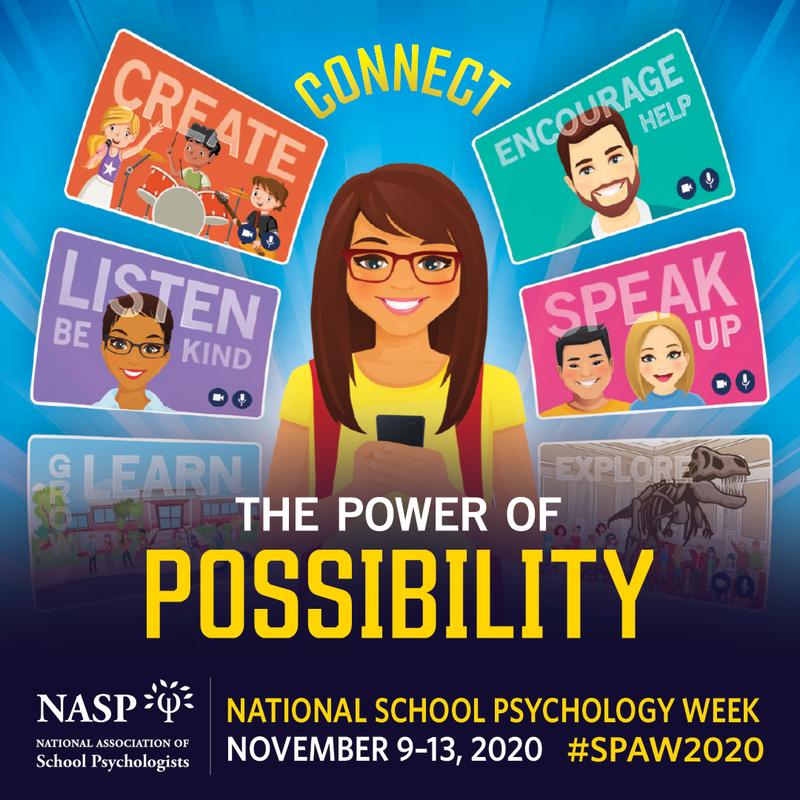 national school psychologist week