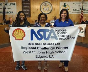 shell regional challenge winner