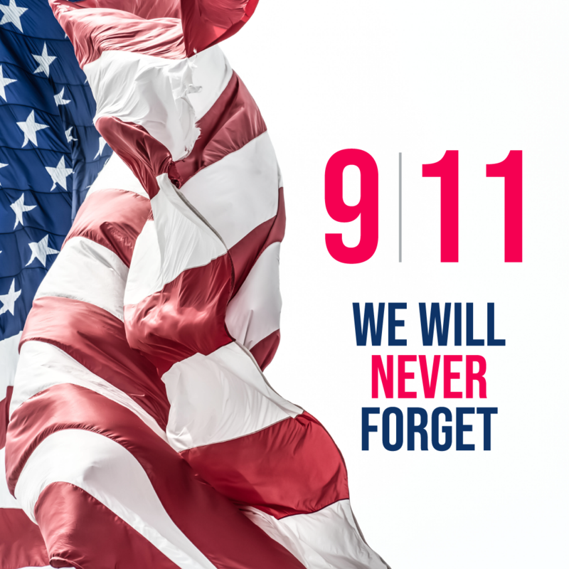 Never Forget 9/11 Featured Photo