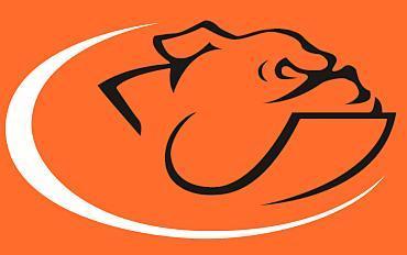 Bulldogs Cross Country team logo