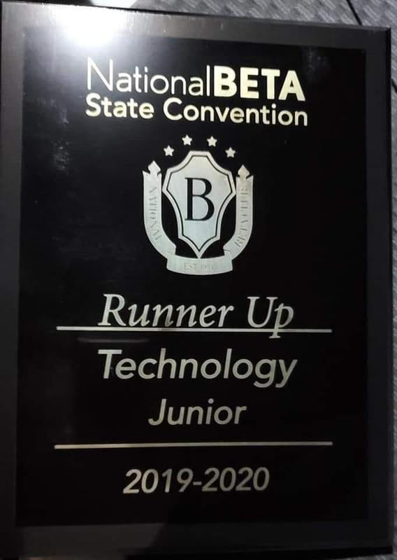 Beta Club Convention Featured Photo