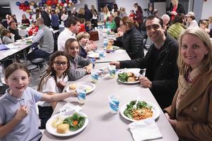 Dine for Haiti event
