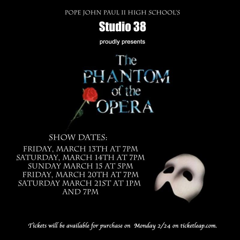 Spring Musical- Save the Date Thumbnail Image