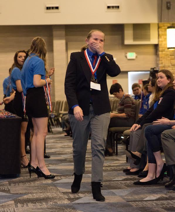 STEM takes top honors at TSA competitions