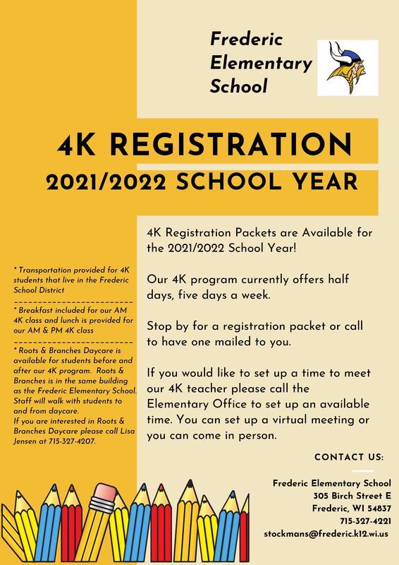 4K Registration