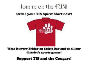 TIS Spirit Shirt
