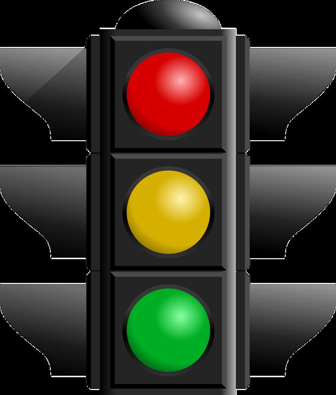 Image of stoplight