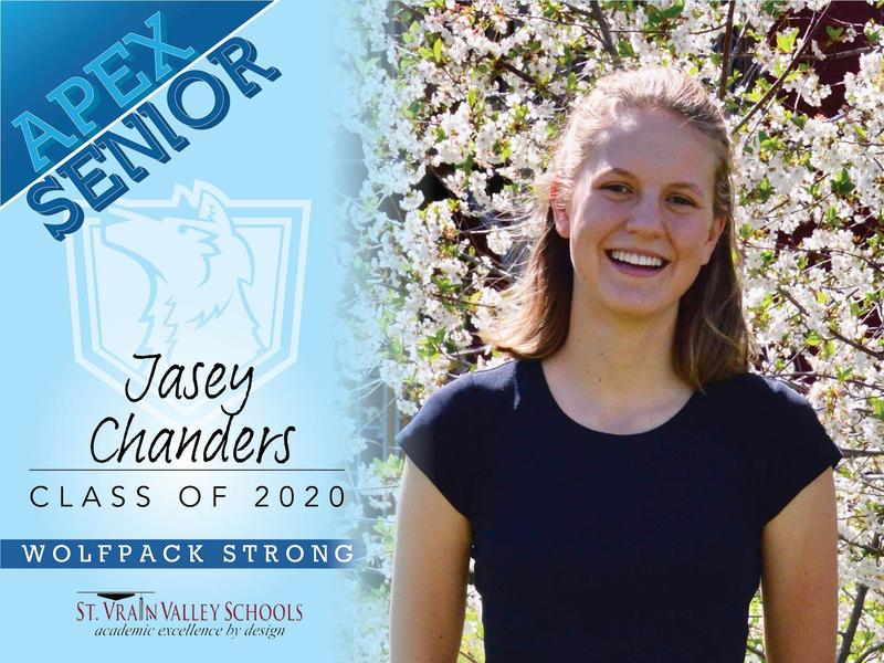 Jacey Chanders