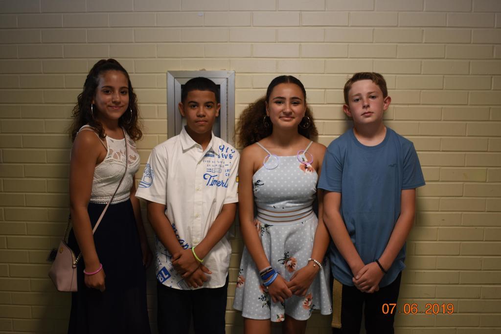 6th grade dance