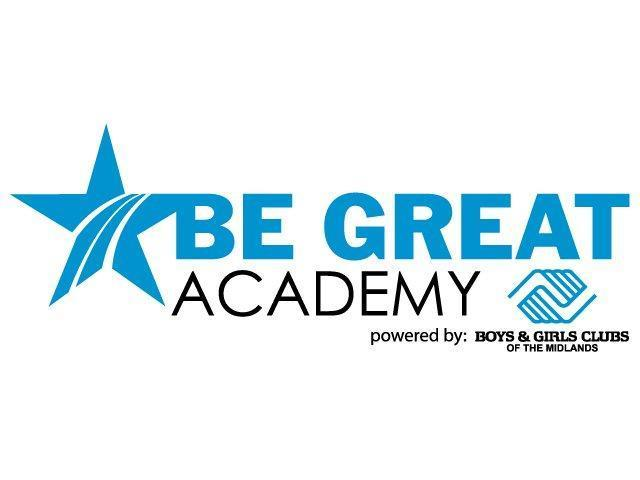 Be Great Academy logo