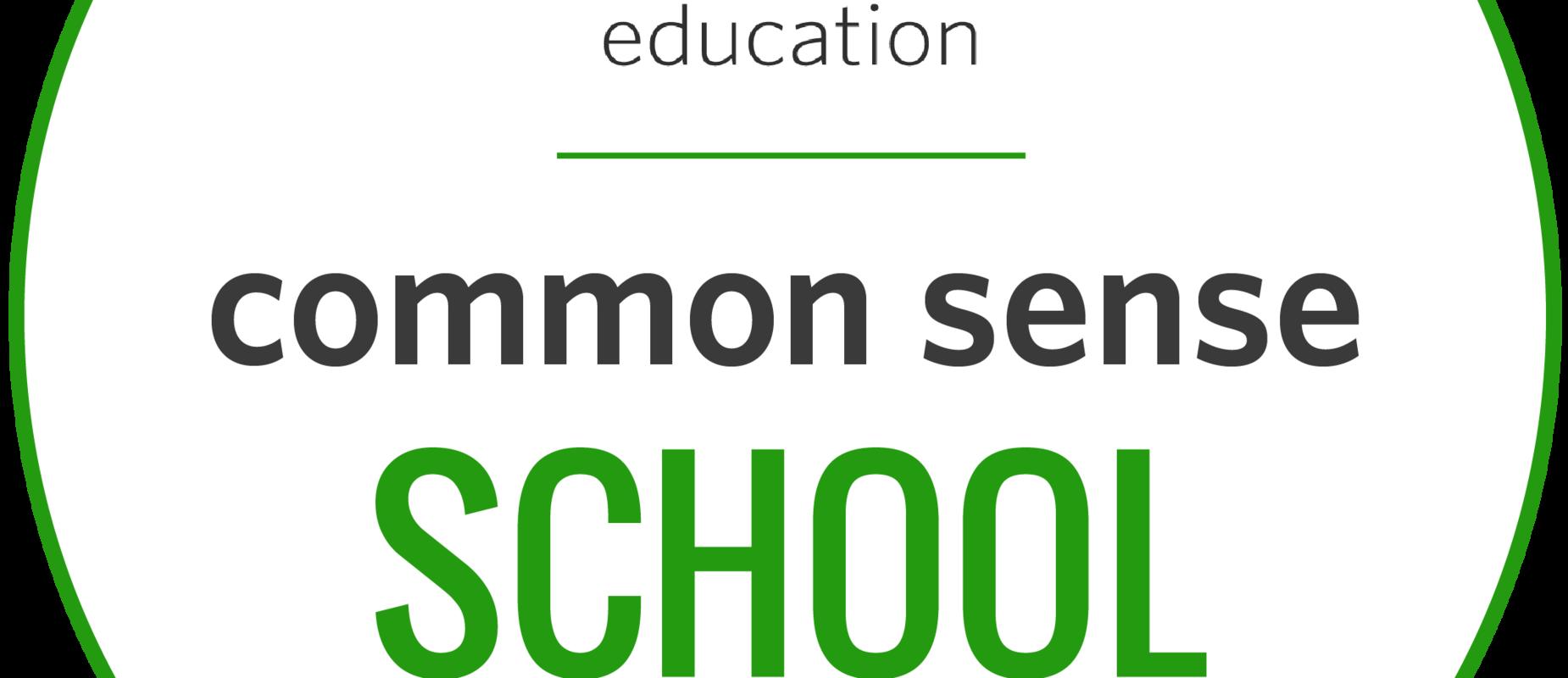 Common Sense Education School Recognition
