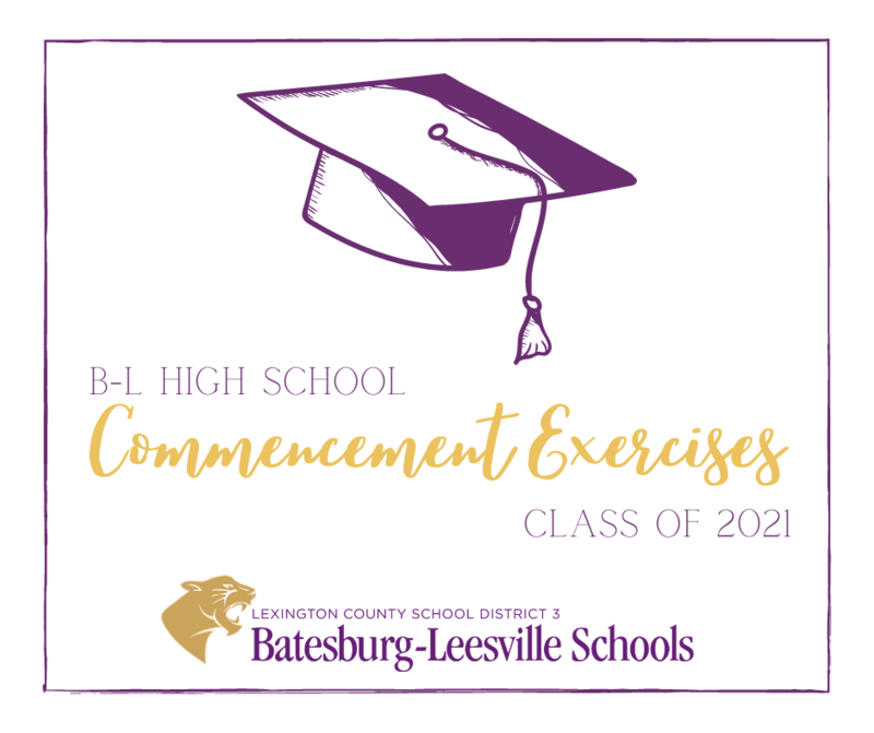 2021 B-L High School Graduation Plans Announced