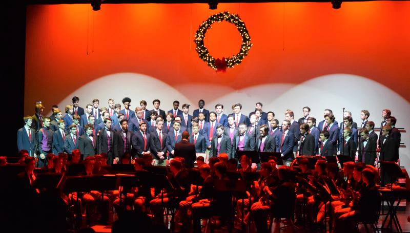 Tickets Available Now for Christmas Concert Featured Photo