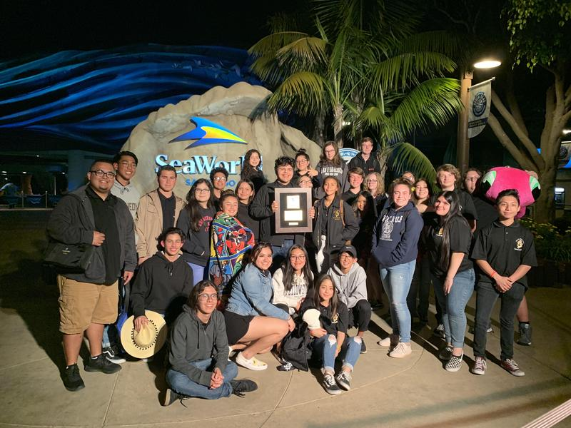 Orchestra Earns Silver at World Strides Heritage Music Festivals Featured Photo