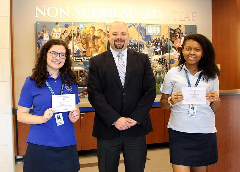 National Merit Scholarship Program Recognizes Two Stanners Featured Photo