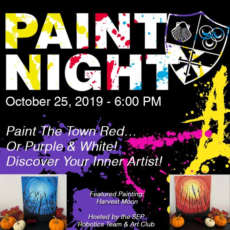 Paint Night Featured Photo