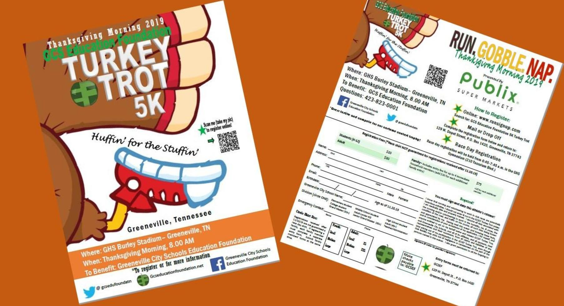 Turkey Trot Information