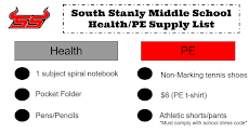 2021-2022 Health/PE Supply List Featured Photo