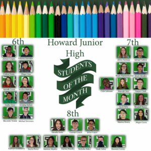 collage of 31 students