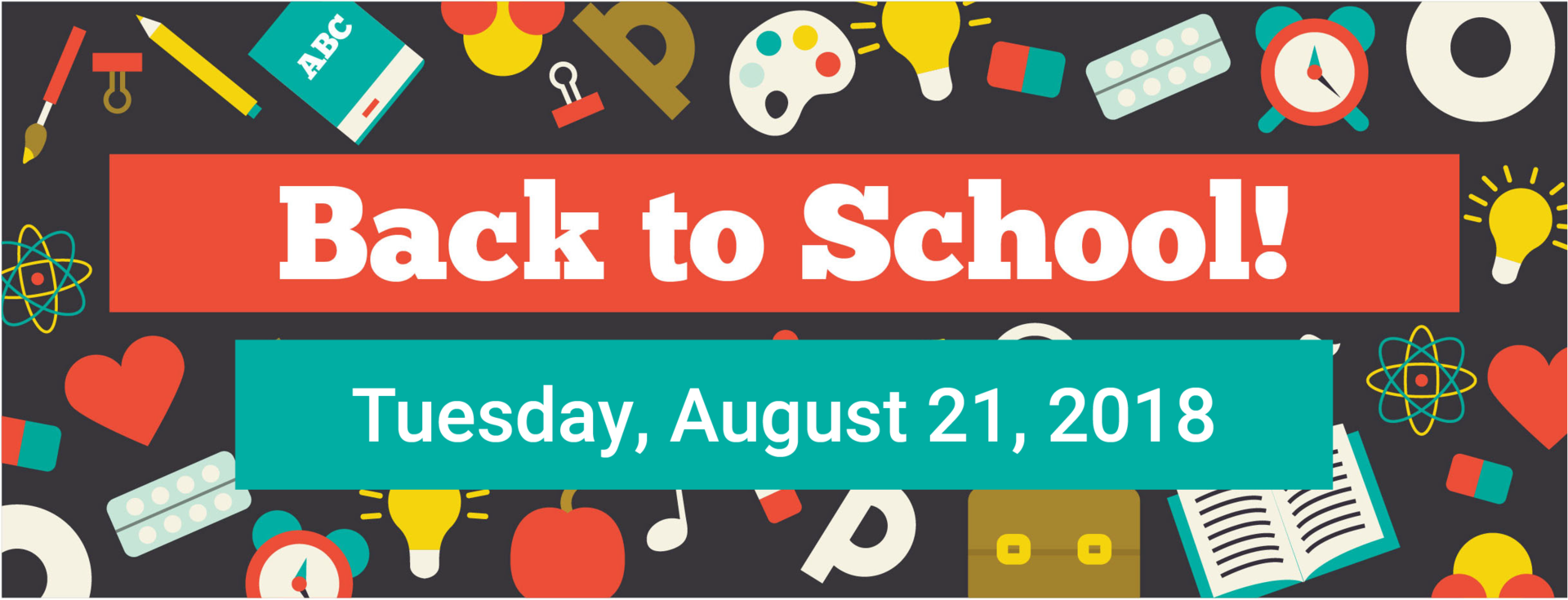 the first day of school for the 2018-2019 school year is tuesday august 21