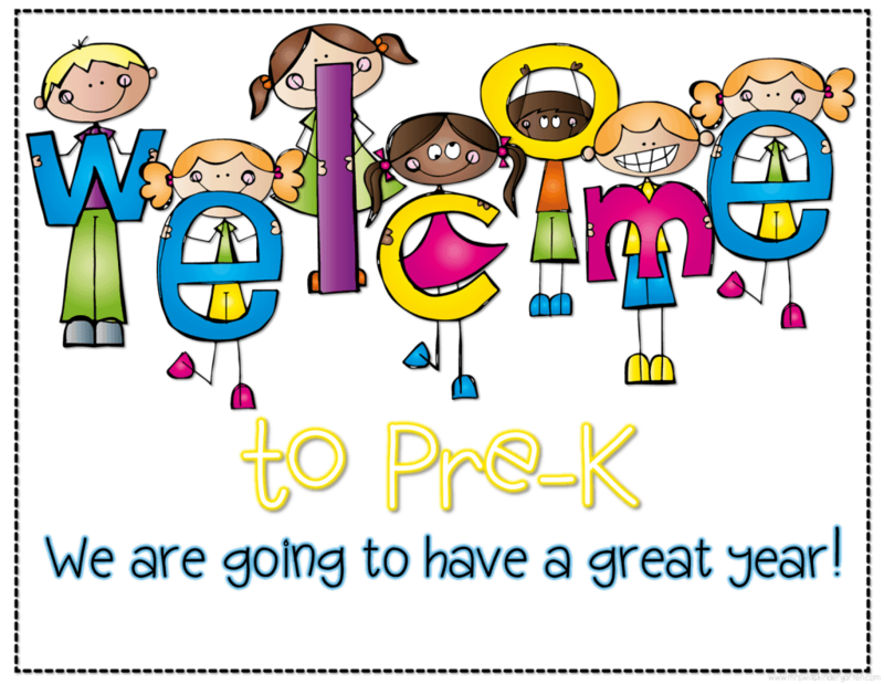 Welcome Pre-K! Featured Photo