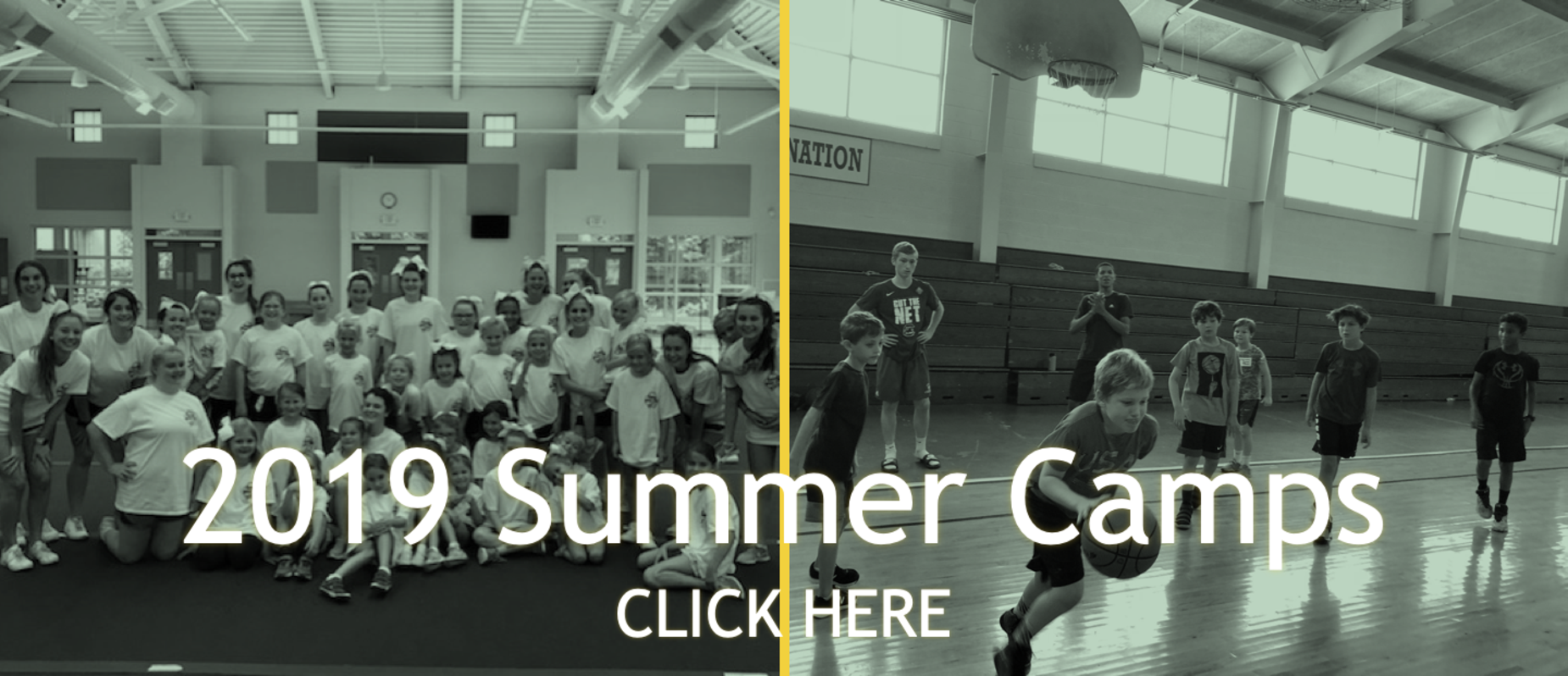 2019 Summer Camps- Click Here