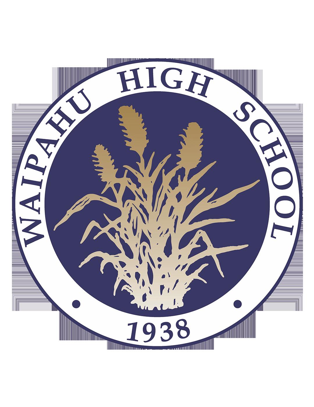 Logo of Waipahu High School