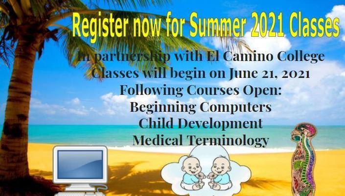2021 Summer Classes