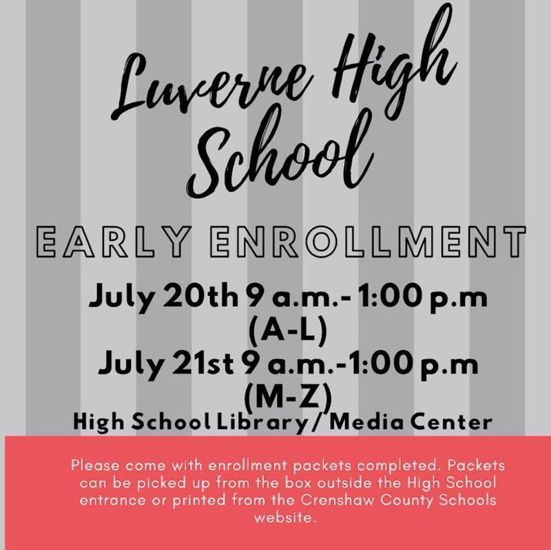 LHS School Registration