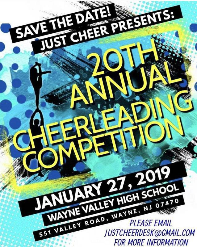 20th Annual Cheerleading Competition! Featured Photo