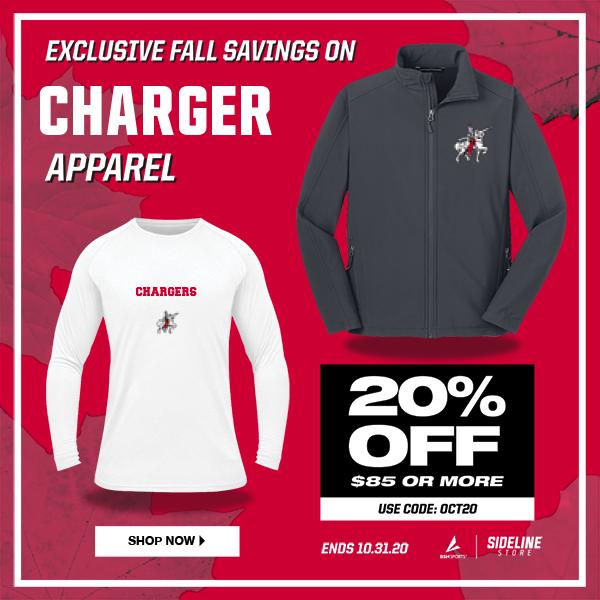 Fall Spirit Wear Promo