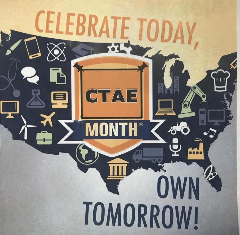 Celebrate CTAE