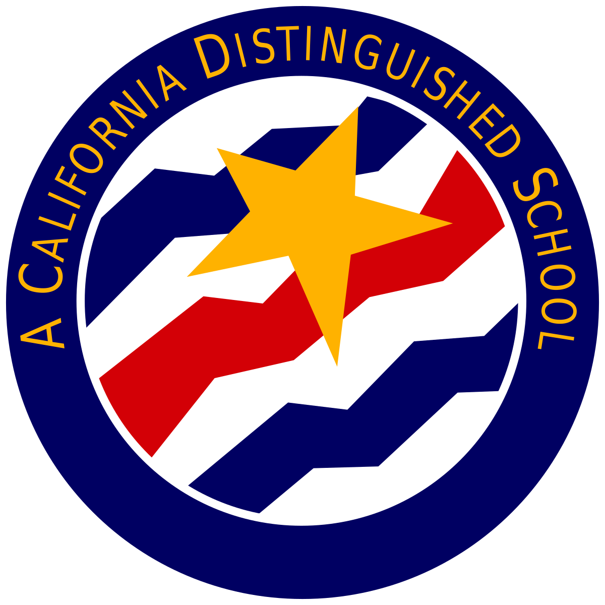 Image: California Distinguished School