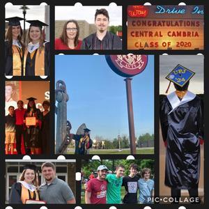 CCHS Graduation 2020