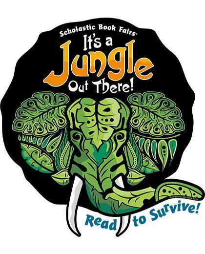 Book Fair theme Jungle