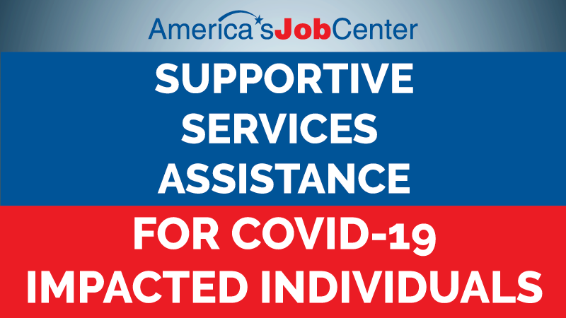 Supportive Services Assistance - For COVID-19 Impacted Individuals Thumbnail Image