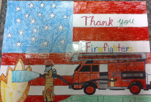 Carlton Cougars Thank Local Firefighters Featured Photo