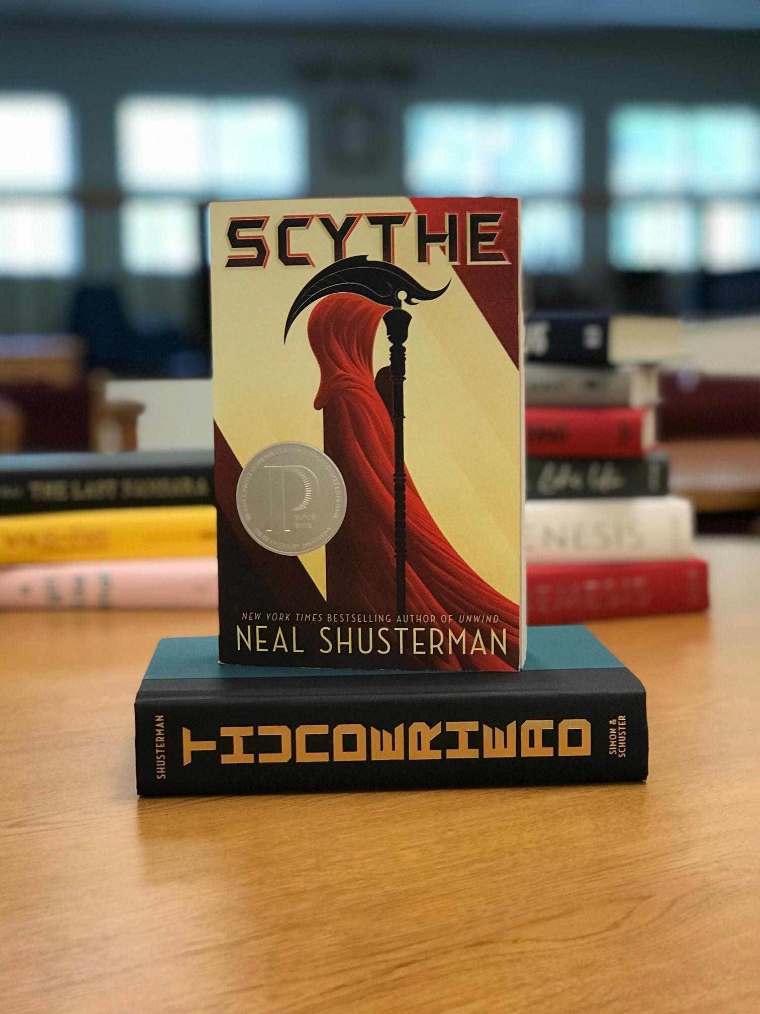scythe series library books