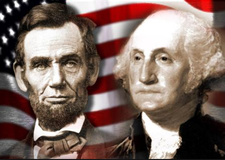 Presidents' Day No School Image.