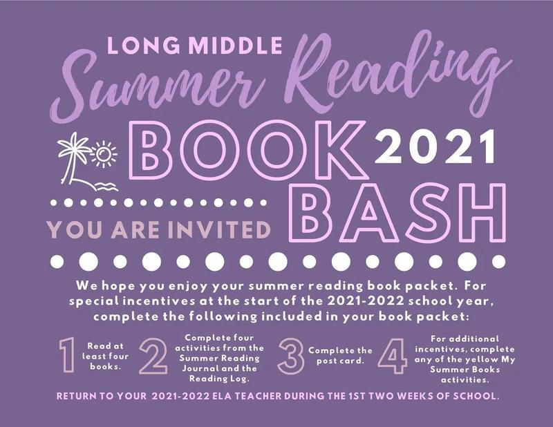 Summer Reading Book Bash Featured Photo