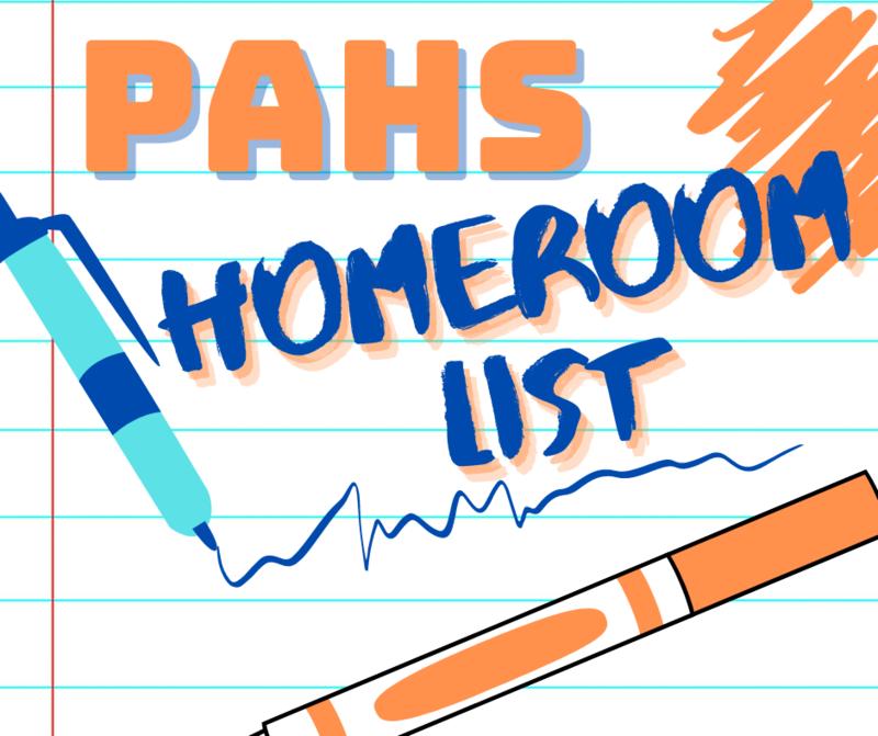 Homeroom List