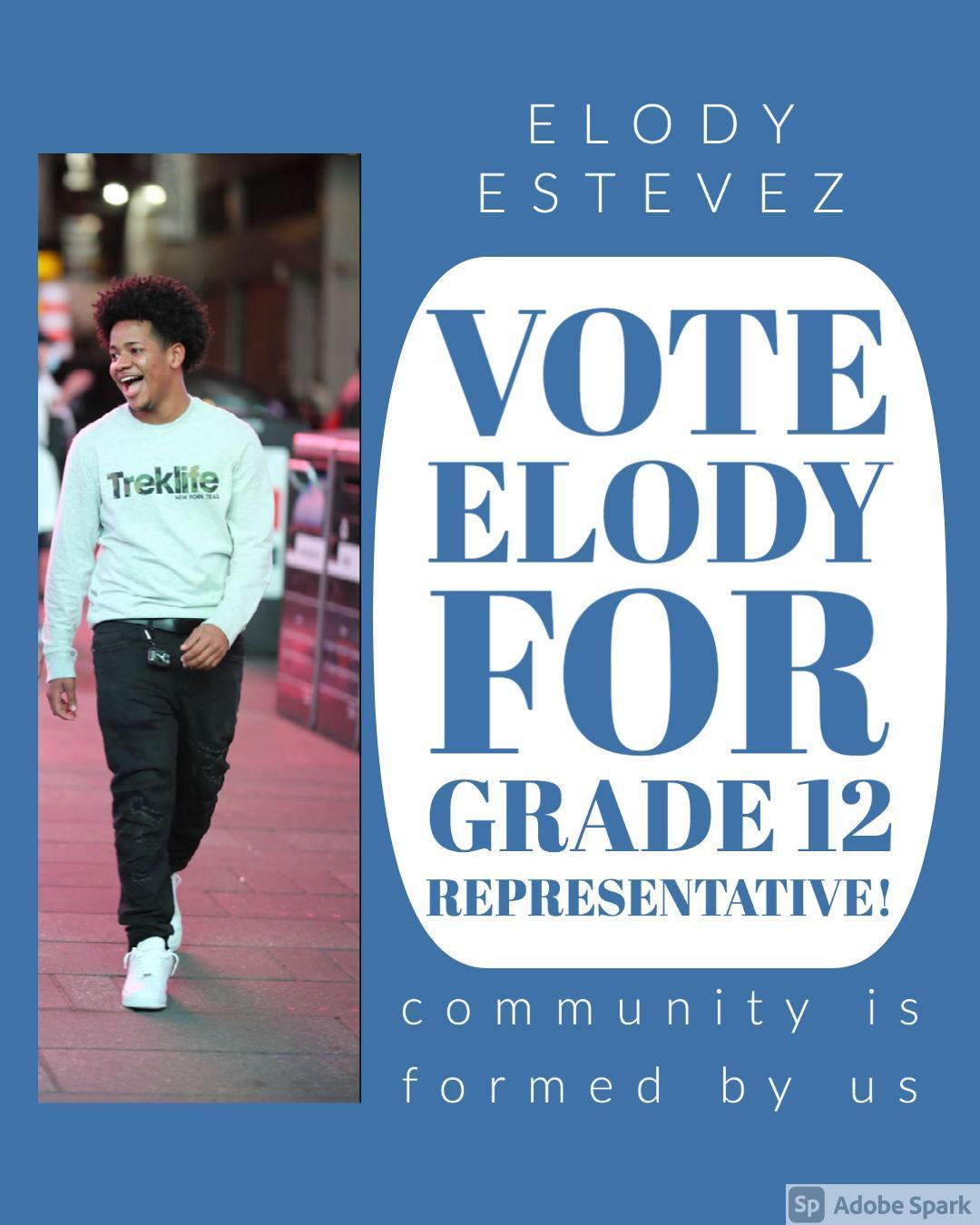 Vote Elody