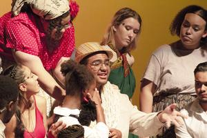 EHS students stage 'Once On This Island'