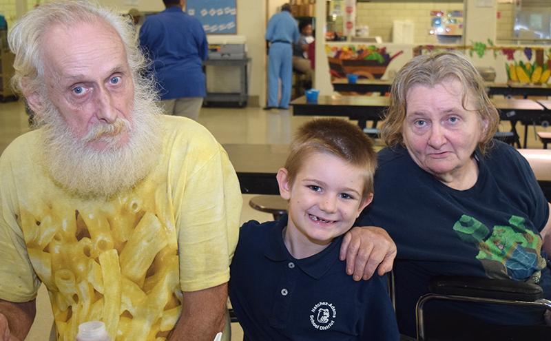 Frazier Grandparent's Day
