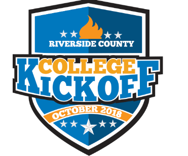 College Kick-Off Logo for 2018